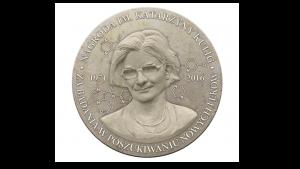 Medal pamiątkowy im. Katzrzyny Kulig